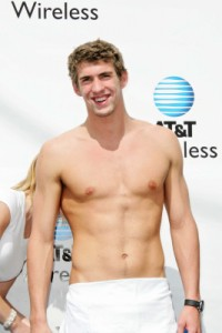 Michael Phelps Diet and Workout